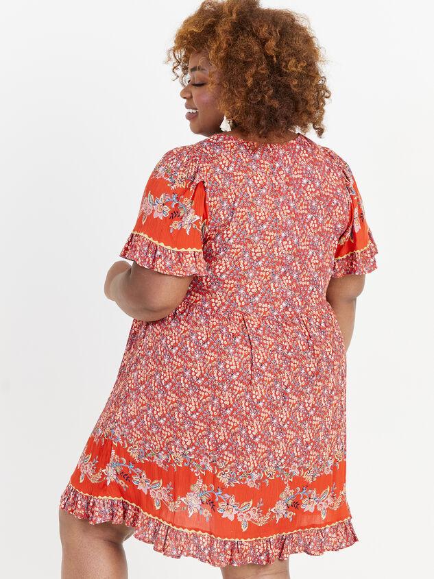 Sunray Dress Detail 3 - A'Beautiful Soul