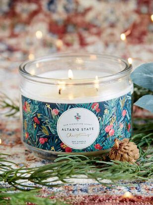 Christmas Signature Scent Candle  - A'Beautiful Soul