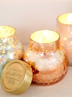 Sanctuary Candle Orb - Rose Gold - A'Beautiful Soul
