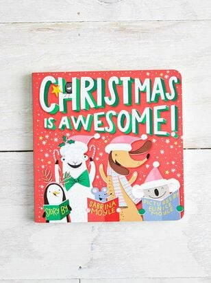 Tullabee Christmas is Awesome Book - A'Beautiful Soul