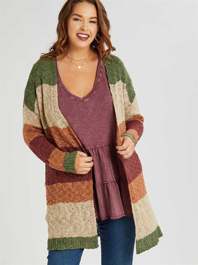 Tori Cardigan Sweater - A'Beautiful Soul