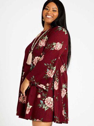 Chamaria Dress - A'Beautiful Soul