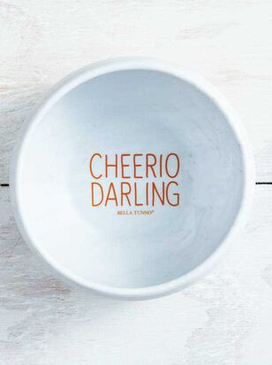 Tullabee Cheerio Darling Suction Bowl - A'Beautiful Soul