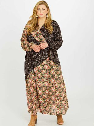 Versailles Maxi Dress - A'Beautiful Soul