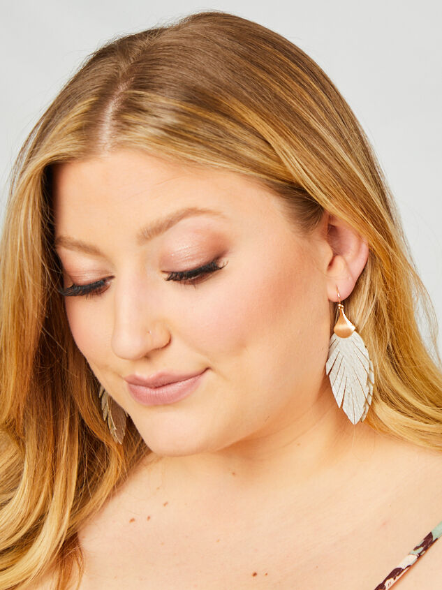Anouk Earrings Detail 3 - A'Beautiful Soul