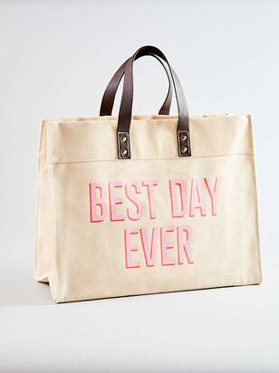 Vow'd Best Day Ever Travel Bag - A'Beautiful Soul