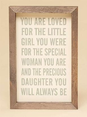 You are Loved Wall Art - A'Beautiful Soul