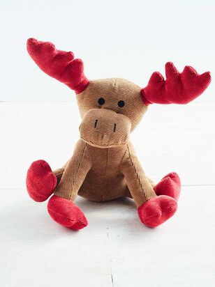 Bear & Ollie's Moose Squeak Toy - A'Beautiful Soul