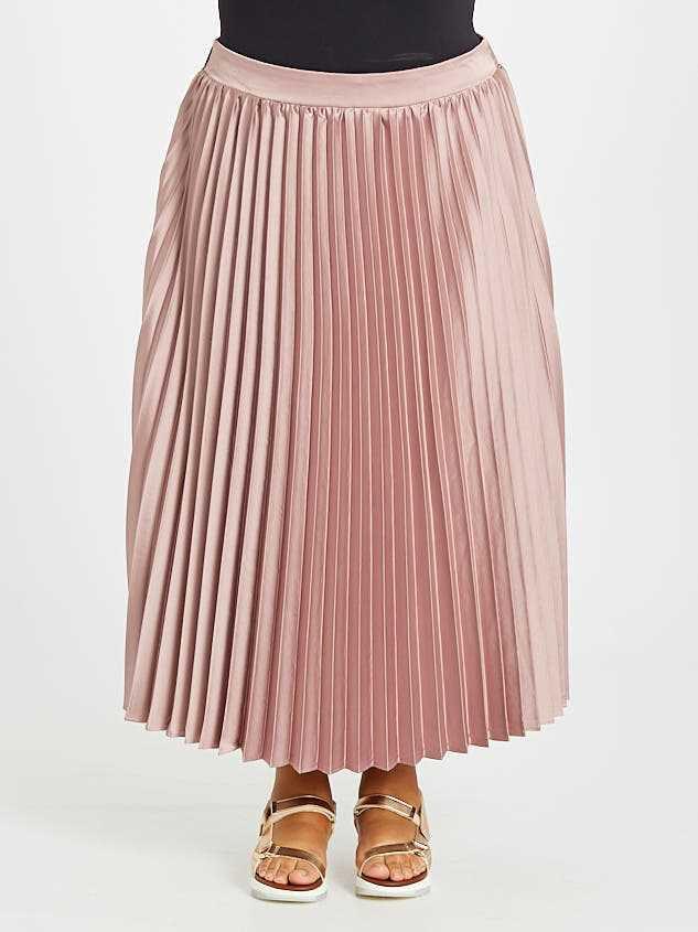 Avenue Midi Skirt Detail 2 - A'Beautiful Soul