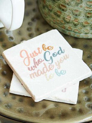 God Made You to Be Coaster - A'Beautiful Soul