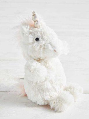 Tullabee Unicorn Plush - A'Beautiful Soul