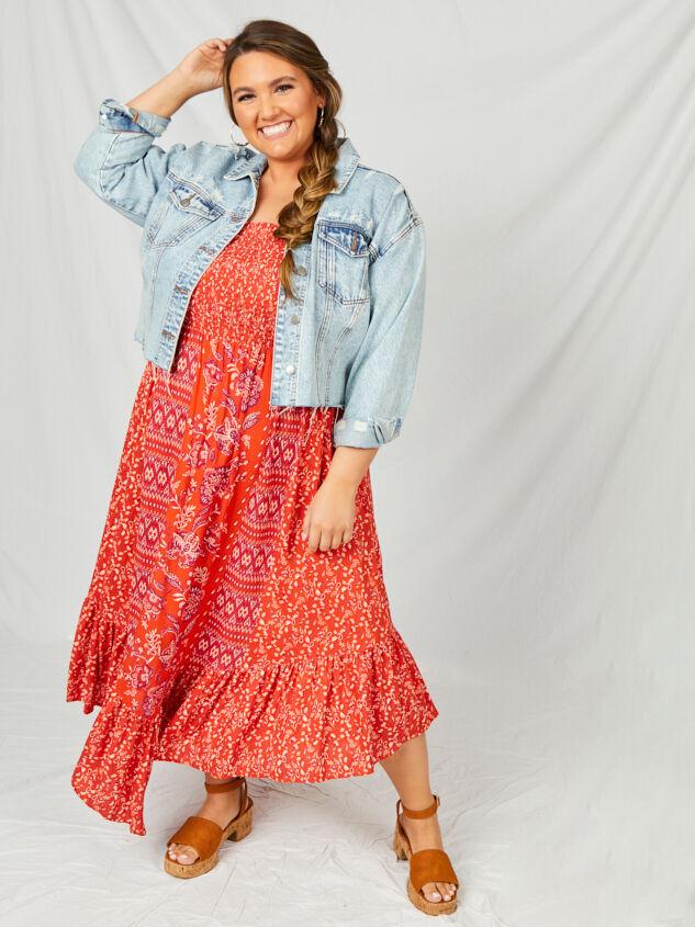 Coco Maxi Dress - A'Beautiful Soul