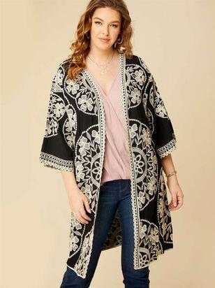 Balaclava Kimono - A'Beautiful Soul