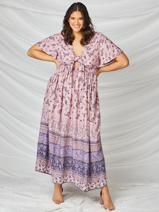 Tish Maxi Dress - A'Beautiful Soul