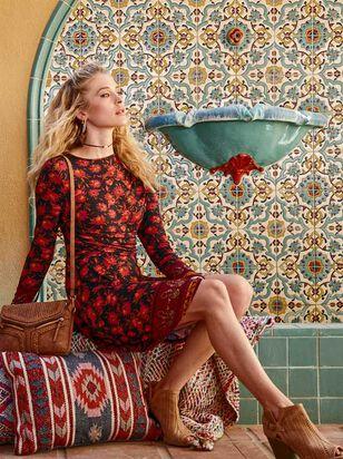 Saffron Dress - A'Beautiful Soul