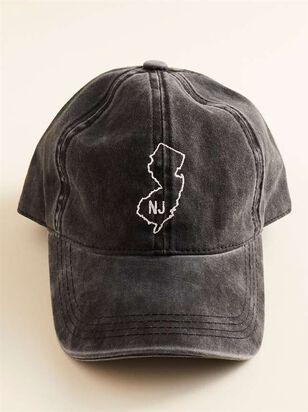 New Jersey Baseball Hat - A'Beautiful Soul