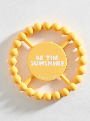 Tullabee Be the Sunshine Teething Ring - A'Beautiful Soul