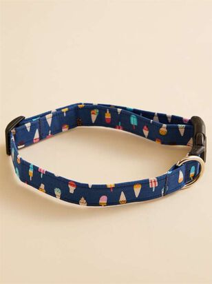 Bear & Ollie's Ice Cream Dog Collar - Large - A'Beautiful Soul