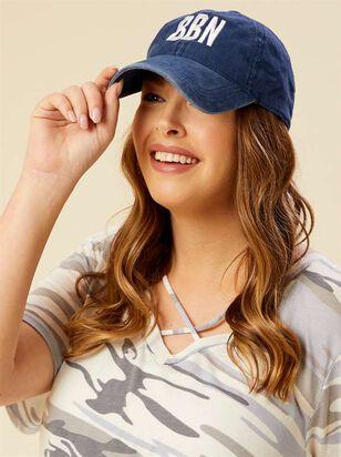 Big Blue Nation Baseball Hat - A'Beautiful Soul