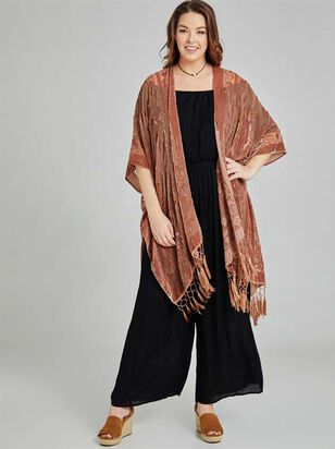 Vale Kimono - Mauve - A'Beautiful Soul