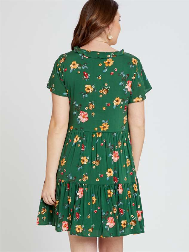 Janey Dress Detail 3 - A'Beautiful Soul