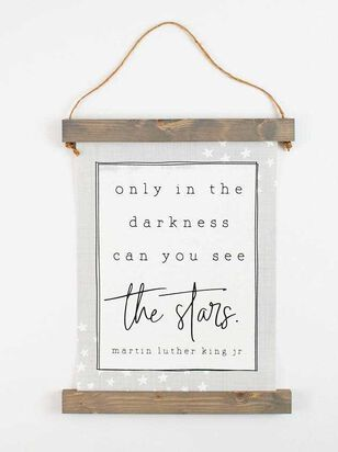 Seeing Stars in Darkness Banner - A'Beautiful Soul