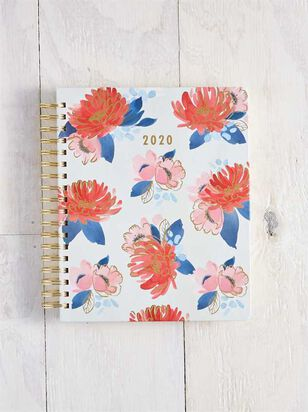 Floral 2020 Planner - A'Beautiful Soul