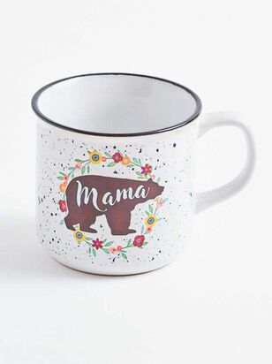 Mama Bear Camp Mug - A'Beautiful Soul