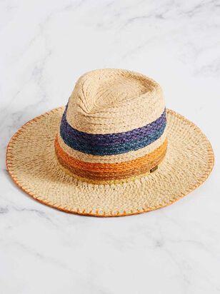 Positano Panama Hat - A'Beautiful Soul