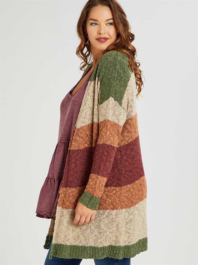 Tori Cardigan Sweater Detail 2 - A'Beautiful Soul