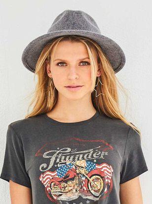 Fairdale Fedora Hat - A'Beautiful Soul