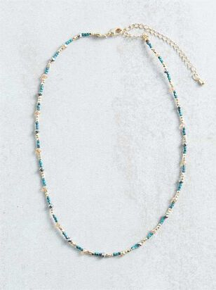 Patina Choker Necklace - A'Beautiful Soul