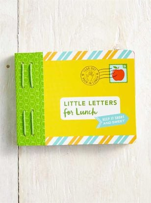 Tullabee Little Letters for Lunch - A'Beautiful Soul