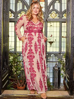 Norrie Maxi Dress - A'Beautiful Soul