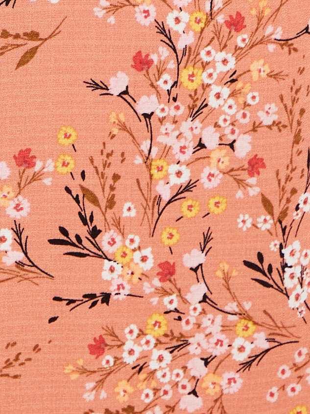 Gardenia Dress Detail 4 - A'Beautiful Soul