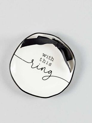 With This Ring Dish - A'Beautiful Soul