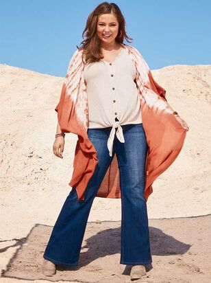Luttrell Flare Pants - A'Beautiful Soul