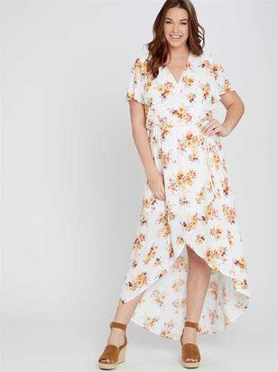 Aliza Maxi Dress - A'Beautiful Soul