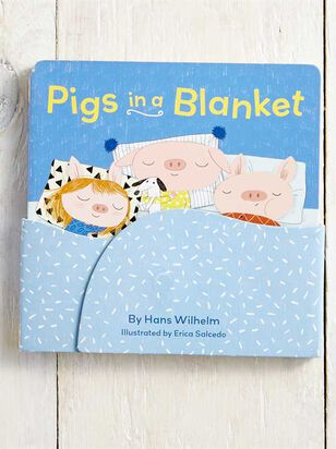 Tullabee Pigs in a Blanket Bedtime Book - A'Beautiful Soul