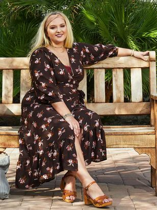 Amber Maxi Dress - A'Beautiful Soul