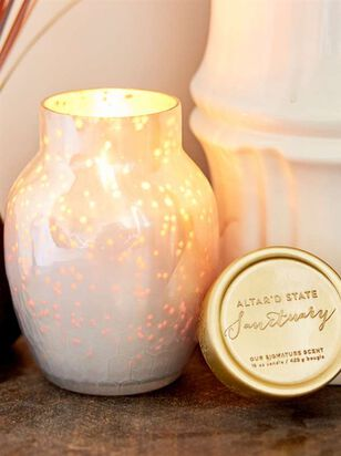 Sanctuary Candle - Pearl - A'Beautiful Soul