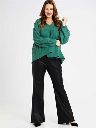 Harlow Flare Pants - A'Beautiful Soul