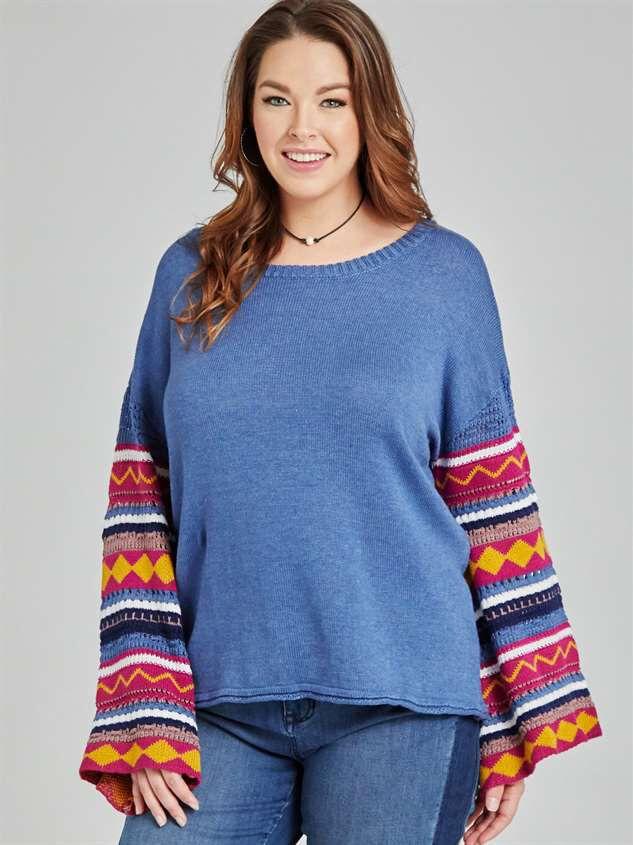 Killian Sweater Detail 2 - A'Beautiful Soul