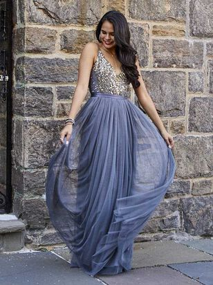 Kirsten Maxi Dress - A'Beautiful Soul