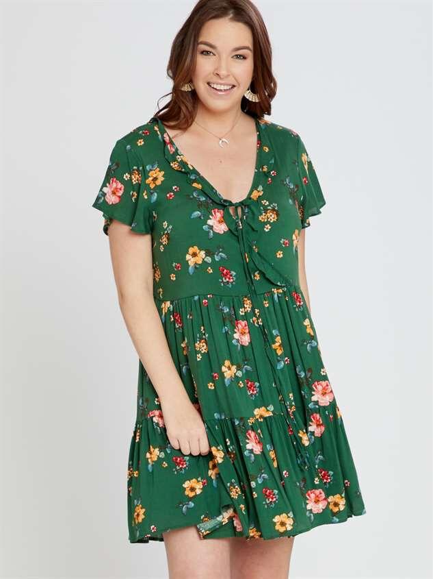 Janey Dress - A'Beautiful Soul