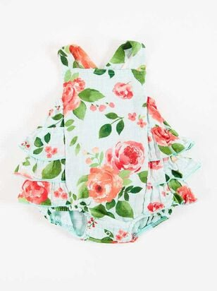 Tullabee Rose Petals Sunsuit - A'Beautiful Soul