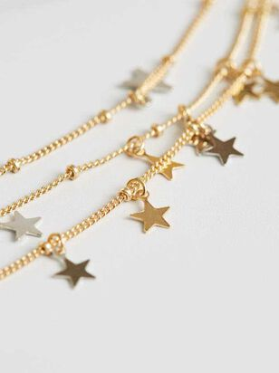 Star Stream Necklace - A'Beautiful Soul