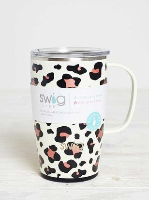 Leopard Insulated Mug - A'Beautiful Soul