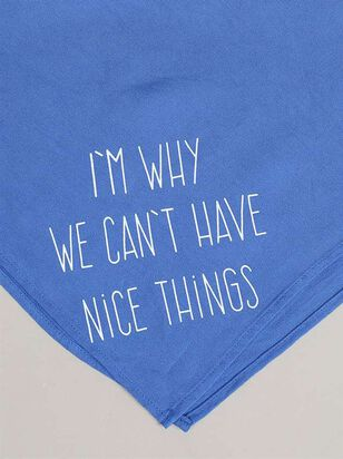 Bear & Ollie's Furry Friends Bandana - Nice Things - A'Beautiful Soul