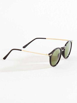 Drew Round Sunglasses - A'Beautiful Soul